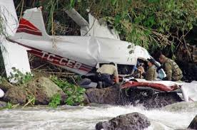 Pilot killed in drug plane crash in Venezuela