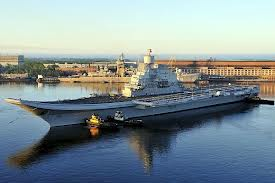 Indian Navy hopeful of getting INS Vikramaditya by April 2013