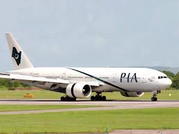Bomb scare delays Pakistani flight