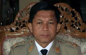 Myanmar defence chief stresses border security with India