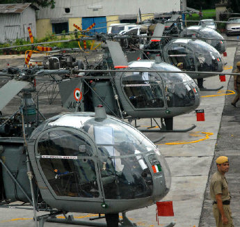 HAL to supply 20 Cheetal choppers to Indian Army