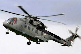 Light combat chopper shows prowess in IAF exercise