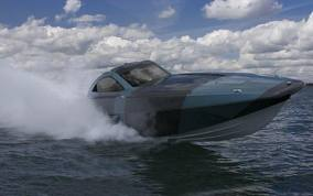 Coast Guard commissions high-speed interceptor boat
