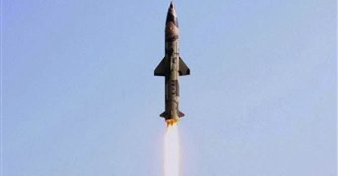 India may test new missile Tuesday