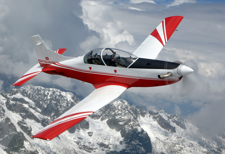 Pilatus PC-7 to be inducted into IAF Friday