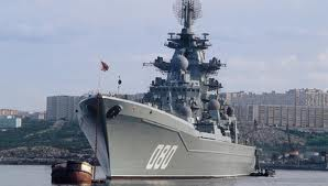 Upgraded n-cruiser to rejoin Russian Navy in 2018
