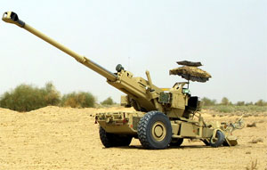 Tata, Ashok Leyland, L&T, OFB and Kalyani in race for arty gun tender