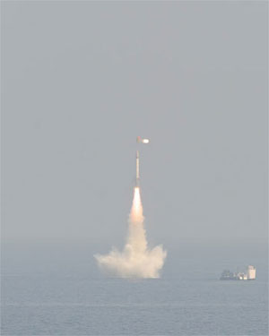 India fires long range SLBM, changes dynamics of Indian Ocean