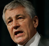 Military equipment, Afghanistan and S. China Sea to dominate Hagel's visit