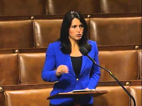 India, US must come together to combat terrorism: Tulsi Gabbard