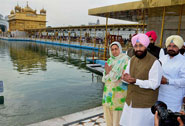 On the , Punjab seeks divine intervention