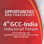 Opportunities and Challenges  theme of 4th GCC-India forum in Jeddah