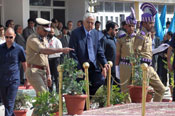 Civil secretariat offices open in Jammu