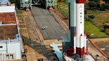 Ariane 5 gears up to blast off with ISRO s GSAT-15 satellite