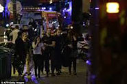 At least 140 killed in Paris attacks, four suspects killed