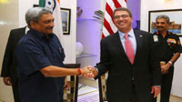 India, US seek co-production of new high technology items
