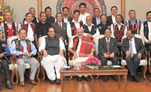 2015: Year of war and peace in Nagaland