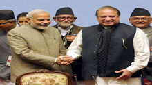 Year of see-saw relations ends in thaw between India and Pakistan