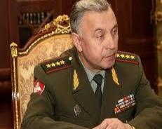 Russian army commander on four-day India visit