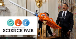 Indian-Americans kids showcase their inventions at White House Science Fair
