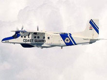 Naval plane crashes near Goa, two missing