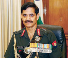 India s army chief calls for better UN consultations