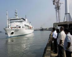 Naval ship to ferry 300 more Indians from Yemen