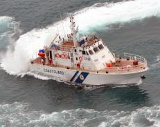 Coast Guard inducts interceptor boat in Bengal
