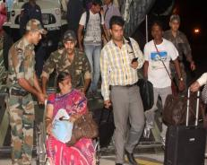 IAF fetches nearly 2,000 Indians back from Nepal
