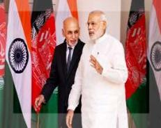 India shares Afghanistan's pain over terror: Modi