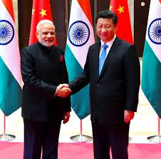 Modi accorded ceremonial reception, holds talks with Li
