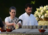 Rahul salutes  father, friend, leader  Rajiv