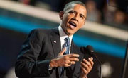 Obama signs bill allowing Congress to review Iran n-deal