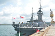 Indian naval ships in Indonesia for annual bilateral exercise