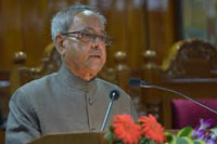 President thanks Sweden for backing Indian claim for UNSC membership