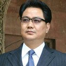 Governent to take tough line against militants, no talks with new outfits: Kiren Rijiju (IANS Interview)