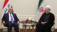 Iran pledges support for Iraq in fight against terrorism