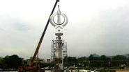 81-ft Sikh military emblem a hit among tourists