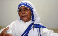 Mother Teresa s successor Sister Nirmala dead