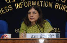 Our juvenile bill more compassionate than advanced nations: Maneka Gandhi (IANS Interview)