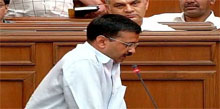 Kejriwal asks Modi to oust Sushma from cabinet (Second Lead)