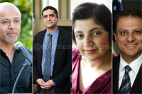 "Four Indian-Americans honoured as ""The Pride of America"""
