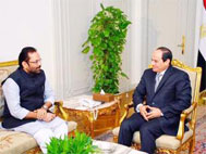 Egypt s El Sisi invited to India-Africa Forum Summit