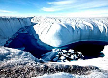 'Antarctica will get three degrees hotter by century-end'