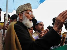 Geelani not to attend Pakistan High Commission's Eid milan