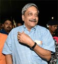 Parrikar may have revealed names in Louis Berger case