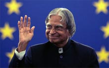 Former president A.P.J. Abdul Kalam no more, nation mourns