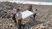 MH370: France, Malaysia to identify aircraft debris