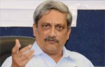 Military aircraft accidents have reduced: Parrikar