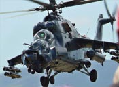 Pakistan, Russian sign attack helicopter deal